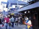 宮ヶ瀬湖畔の水の郷商店街.JPG