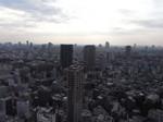 東京タワー大展望台からの景色.JPG