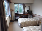 母畑温泉八幡屋の客室