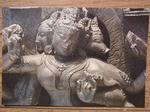 インドの仏展の摩利支天立像.JPG