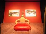 ダリのメイ・ウエストの部屋(国立新美術館展示4).JPG