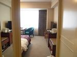 リーガロイヤルホテル広島客室内.JPG