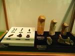 上淀白鳳の丘展示館鳥の埴輪1.JPG