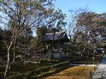 京都金閣鹿苑寺の鐘楼.JPG