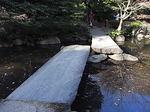 旧古河庭園内の石橋.JPG