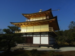 間近から眺める金閣寺.JPG