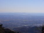 阿夫利神社下社からの眺め