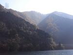 宮ヶ瀬湖遊覧船からの景色1.JPG