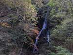 新石小屋橋から見える滝.JPG