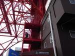 東京タワー大展望台行き階段.JPG