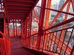 東京タワー大展望台行き階段内の様子.JPG