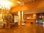 いわきワシントンホテル椿山荘フロントロビー.JPG