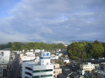 いわきワシントンホテル椿山荘客室内からの景色2.JPG