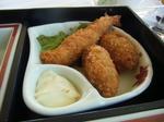 グランドプリンスホテル広島トップオブヒロシマ牡蠣フライ.JPG