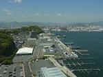 グランドプリンスホテル広島前の高速船桟橋.JPG