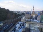 ホテルクレメント徳島客室内からの眺め1.JPG