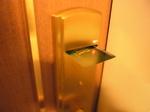 リーガロイヤルホテル広島客室ドアキー.JPG