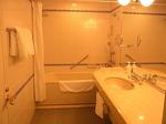 リーガロイヤルホテル広島客室内バスルーム.JPG