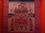 上淀廃寺跡の復元仏教壁画.JPG