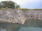 中津城石垣の角石1.JPG