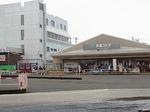 京浜急行三浦海岸駅前ロータリー.JPG