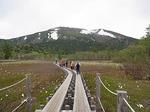 尾瀬ヶ原からの至仏山1.JPG