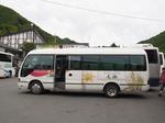 尾瀬鳩待峠行き小型バス.JPG