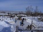 旭山動物園園内(雪景色)1.JPG