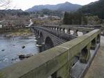 本耶馬溪青の洞門付近の橋2.JPG