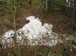 鳩待峠からの山道の残雪1.JPG